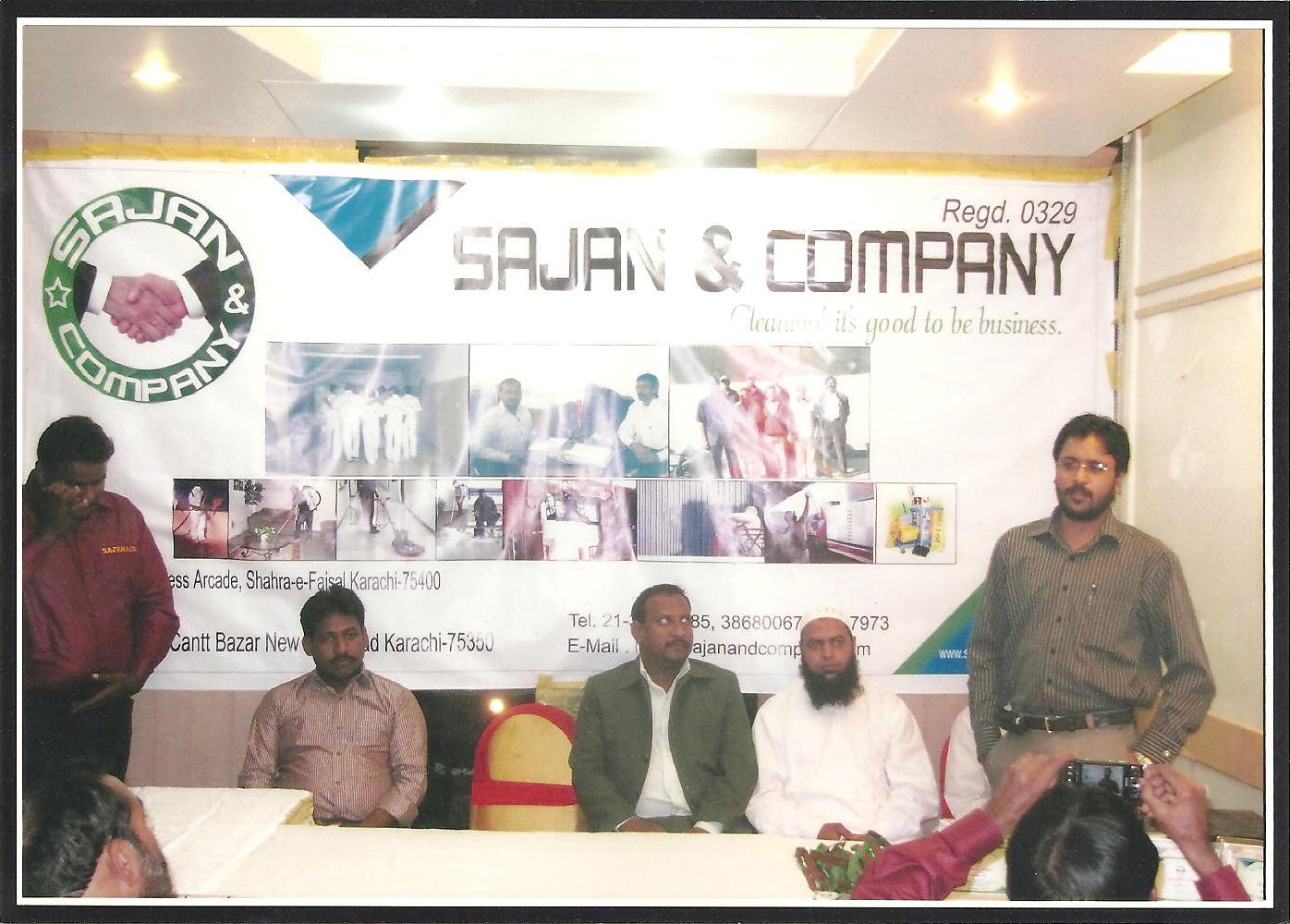 Gallery Sajan Amp Company